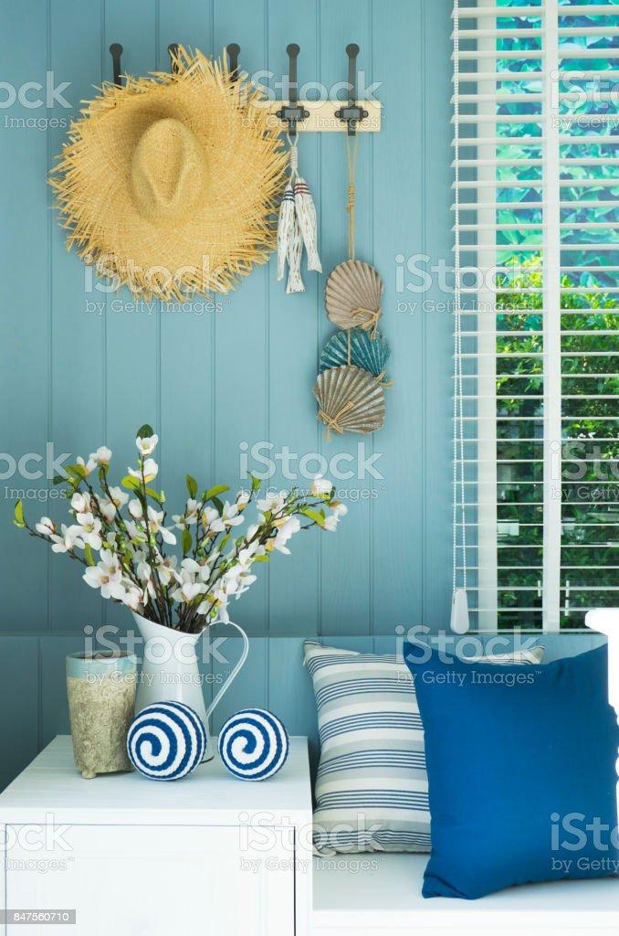 Coastal Wohnzimmer – Foto