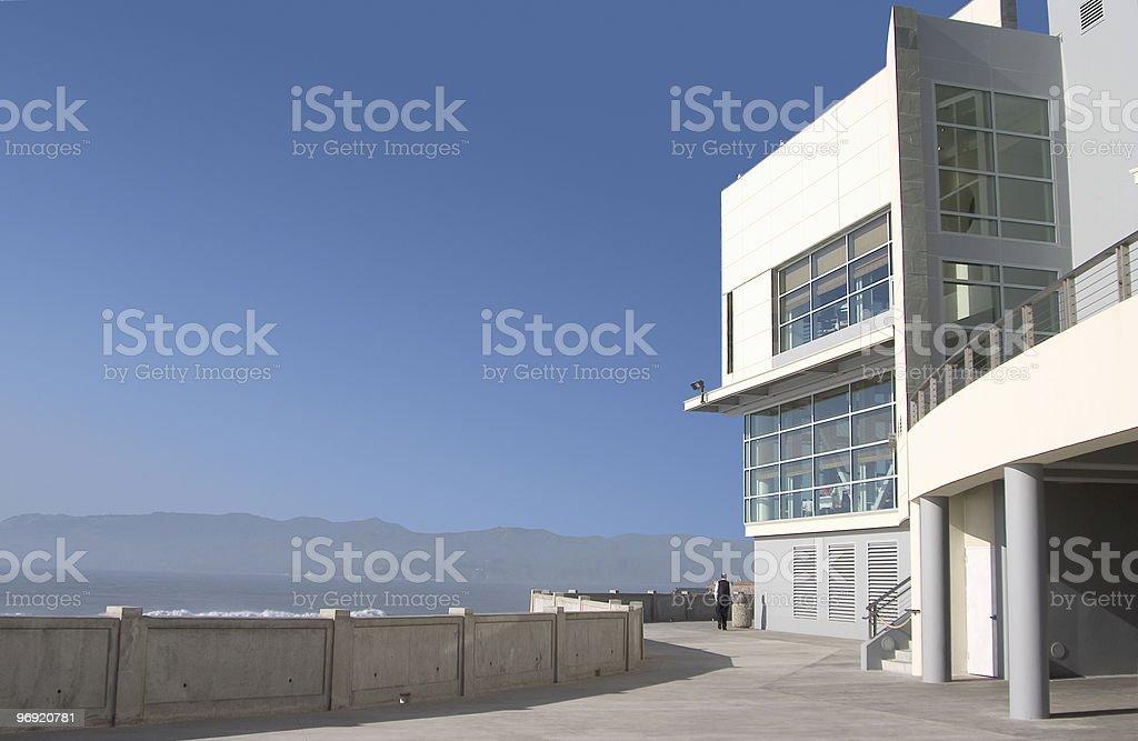 Coastal Modern royalty-free stock photo
