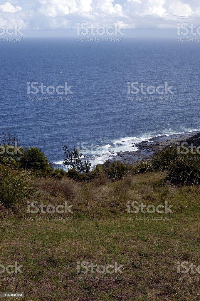Coastal New South Wales stock photo