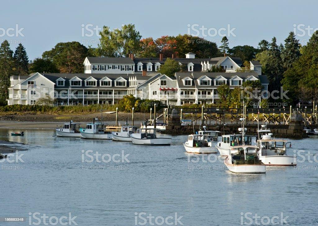 Coastal panoramica - foto stock
