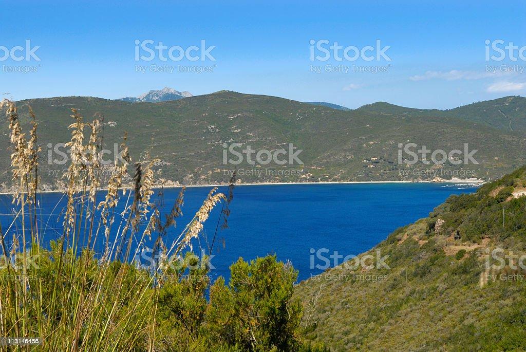 Coastal Scenery royalty-free stock photo