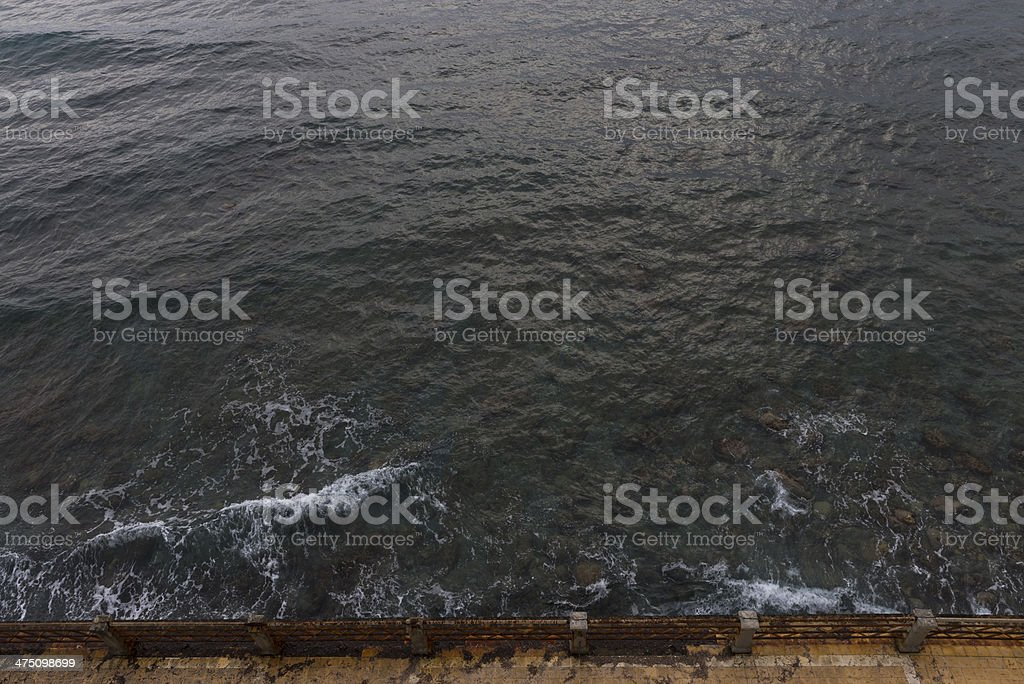 mare costiera stock photo
