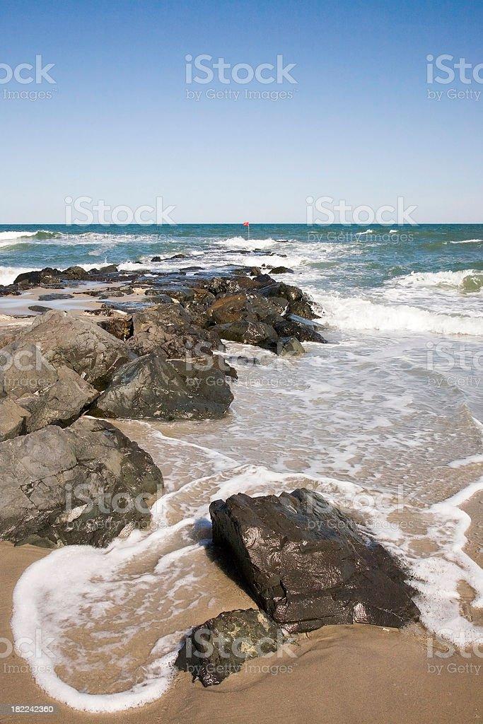 Coastal View royalty-free stock photo