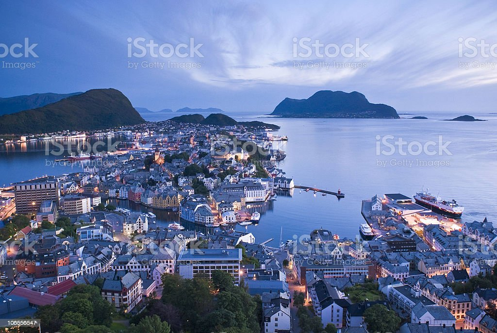 Coastal views royalty-free stock photo