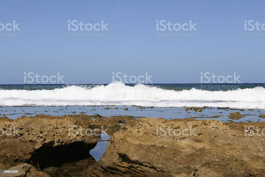 Coastal Views royalty-free stock photo