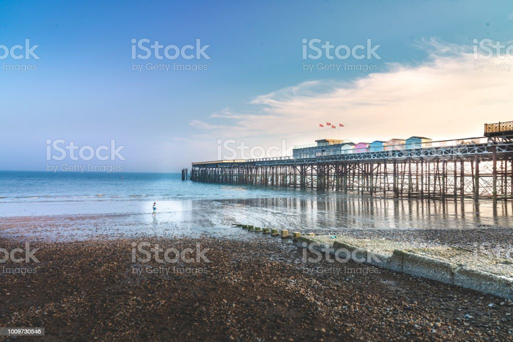 Coastal wonder stock photo