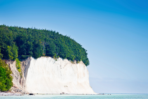 Coastline Baltic Sea