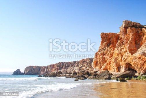 Seaside in Sagres