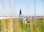 istock Coastline of Cuxhaven, Germany 690816526