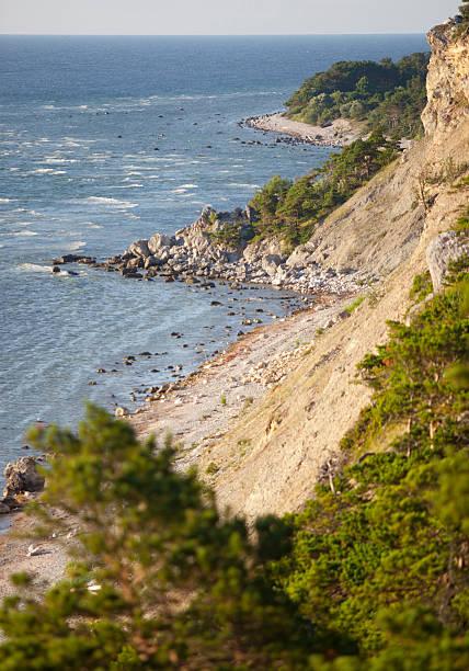 Küste der Insel Gotland.GN – Foto