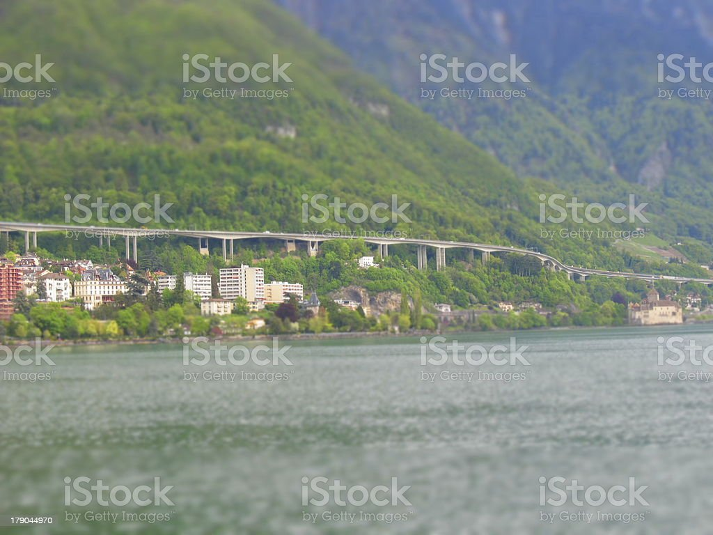 Coastline royalty-free stock photo