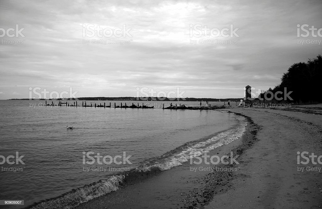 Coastline Scenic Landscape royalty-free stock photo