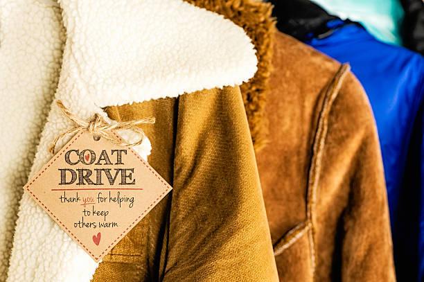 Casacca Drive e promozione - foto stock