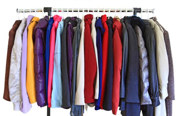 Coat Jacket - foto stock