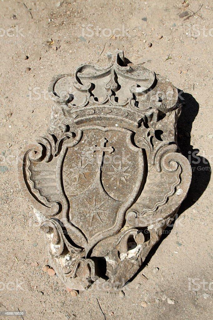 Coat of Arms stok fotoğrafı