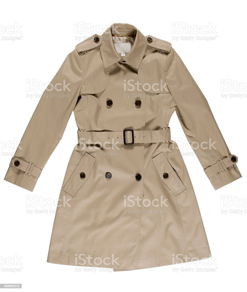Coat royalty-free stock photo