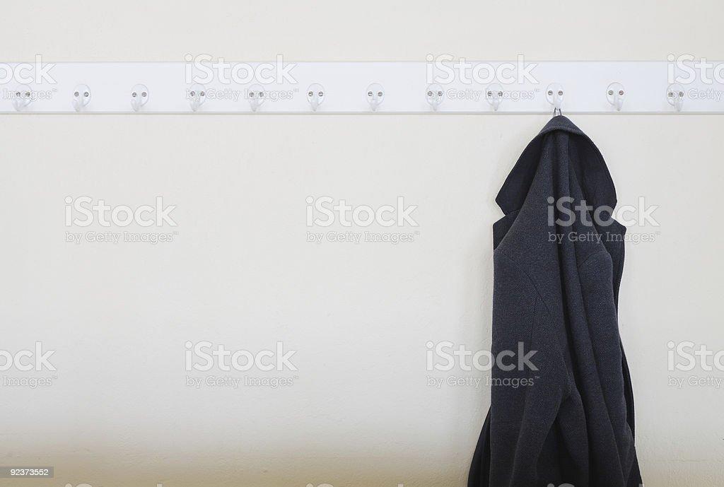 Coat royalty-free stock photo