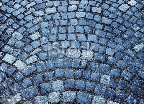 Shot this in the historical district of a very old town. The pavement must be at least 300 years old.