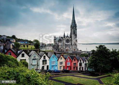 Cobh Cathedral taken in 2015