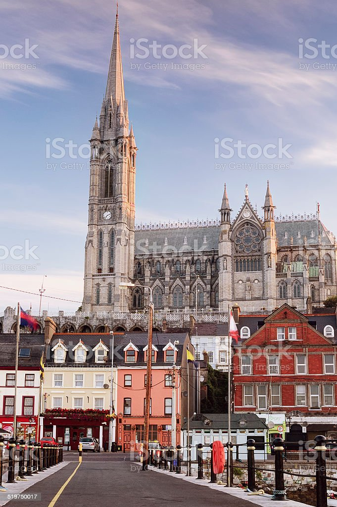 Cobh, Co. Cork, Ireland stock photo
