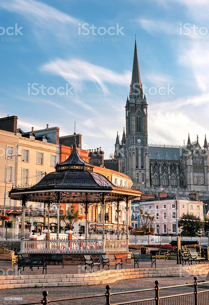 Cobh, Co. Cork stock photo