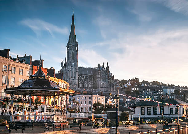 Cobh, County Cork, Ireland stock photo
