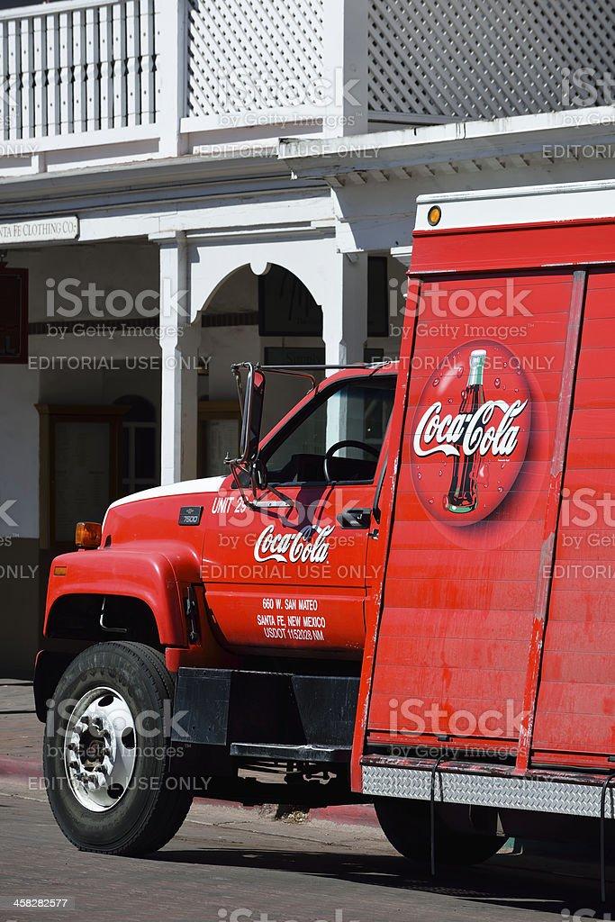 Coca Cola royalty-free stock photo