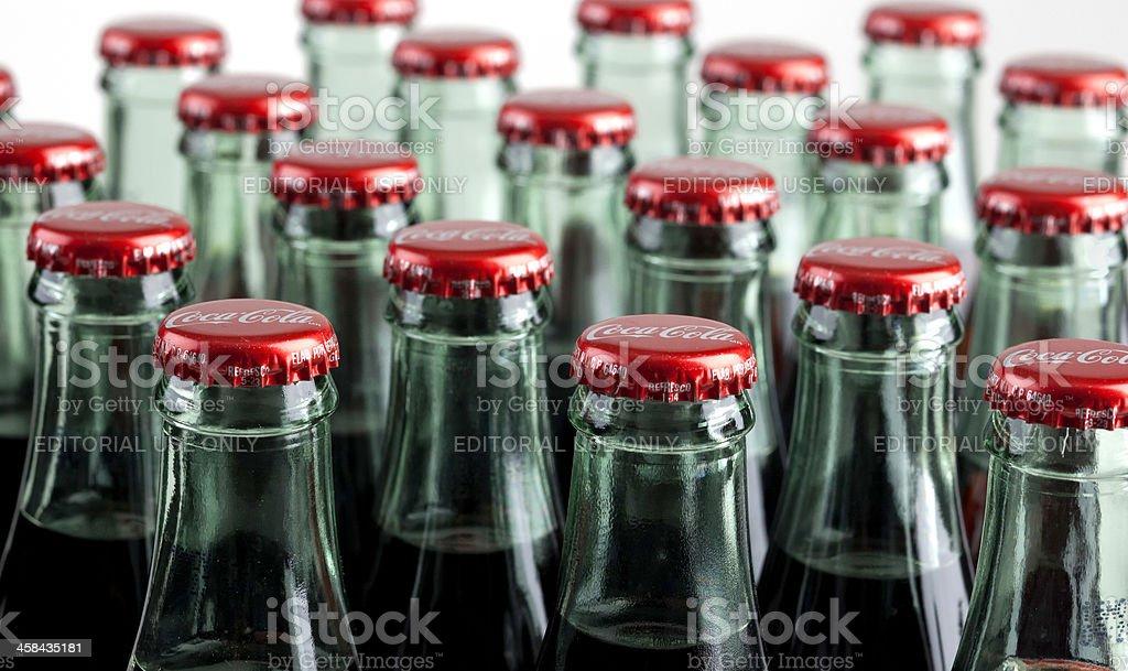 Coca Cola - foto de stock