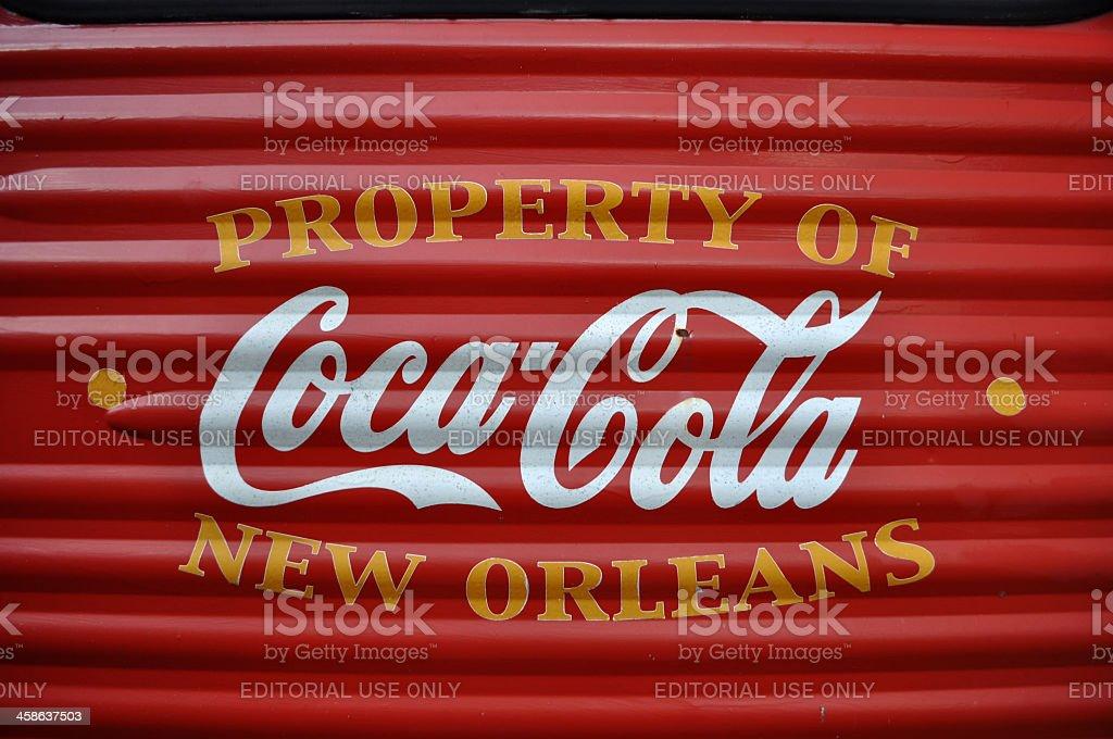 Coca-Cola stock photo