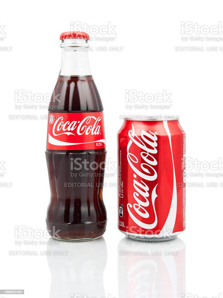 Coca-Cola - foto de stock