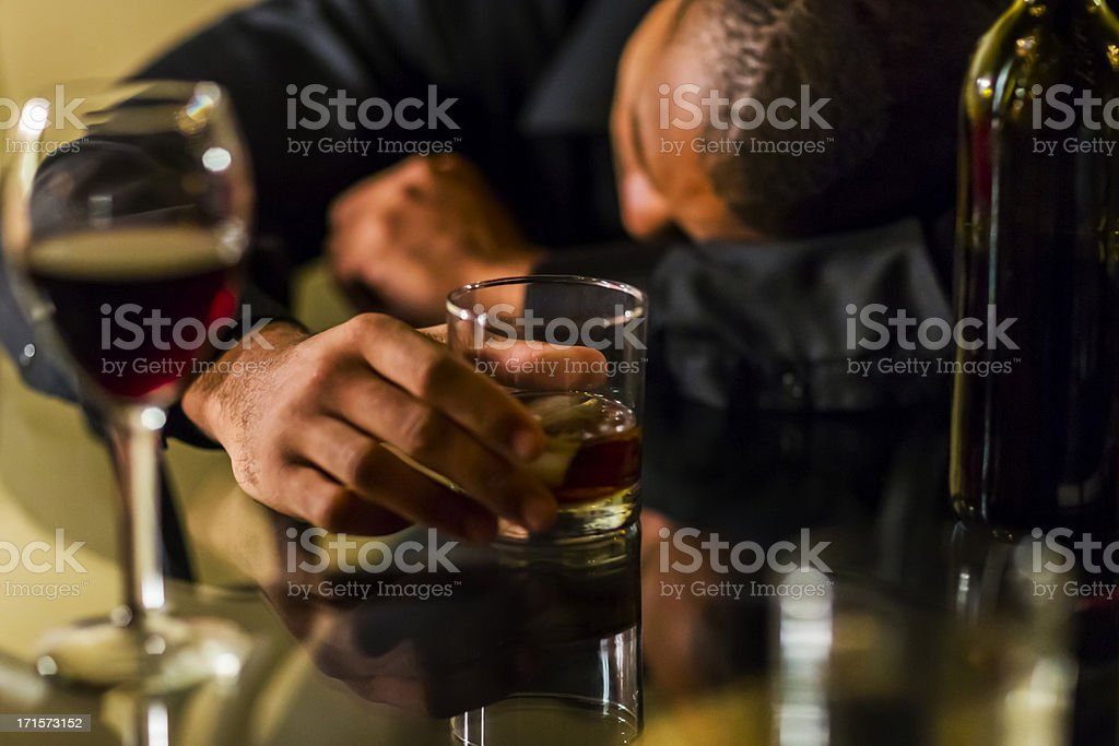 Cocaine Party stock photo