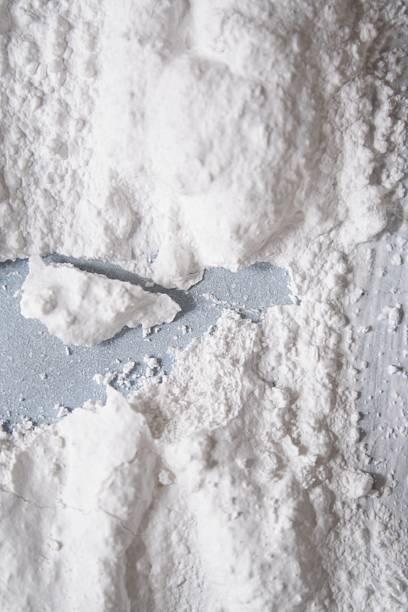 Cocaine stock photo