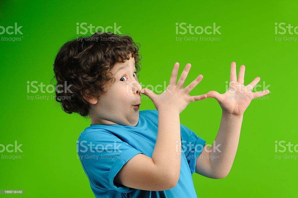 Cocking a snook stock photo