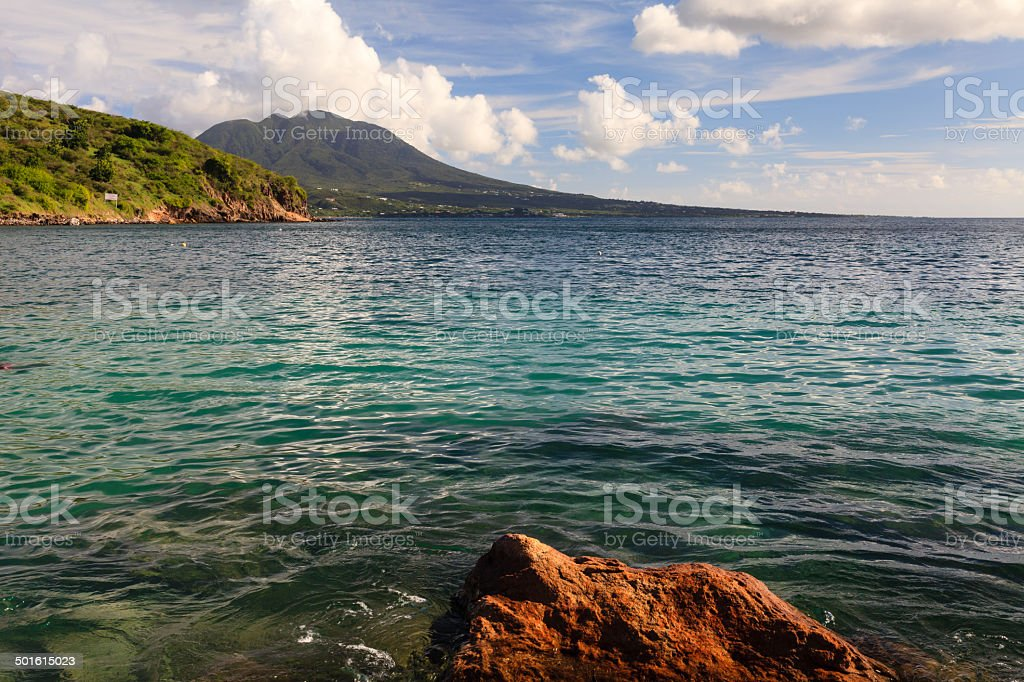 Cockleshell Bay royalty-free stock photo