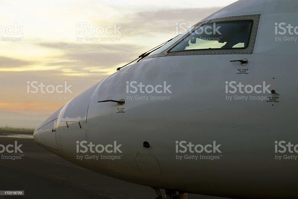 Cockpit 1 royalty-free stock photo