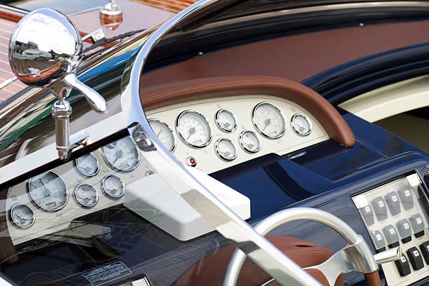 cockpit - rudermaschine stock-fotos und bilder