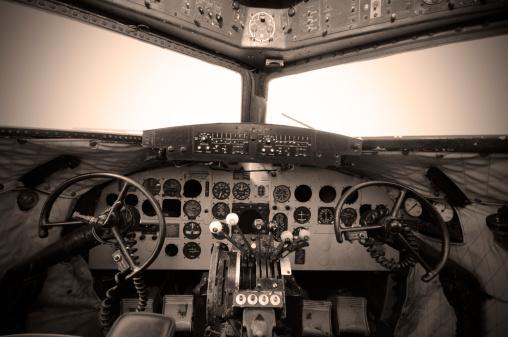Cockpit Vintage