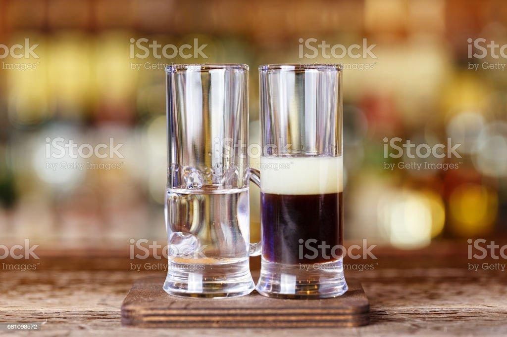 Cocktail Double Rada royalty-free stock photo