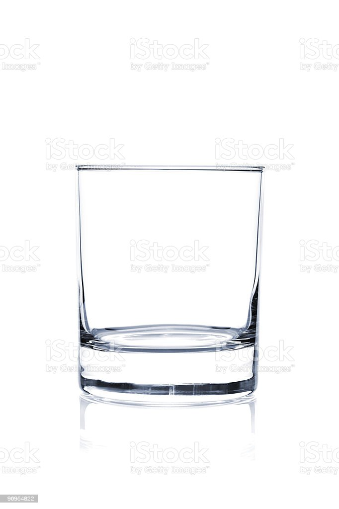 Cocktail Glass Collection - Classic Old Fashioned royalty-free stock photo