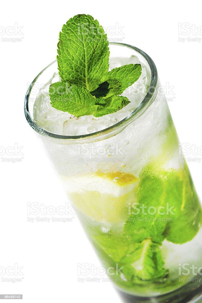 Cocktail - Mojito - Royalty-free Alcohol Stockfoto