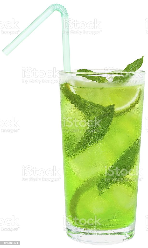 Cocktail. royalty-free stock photo