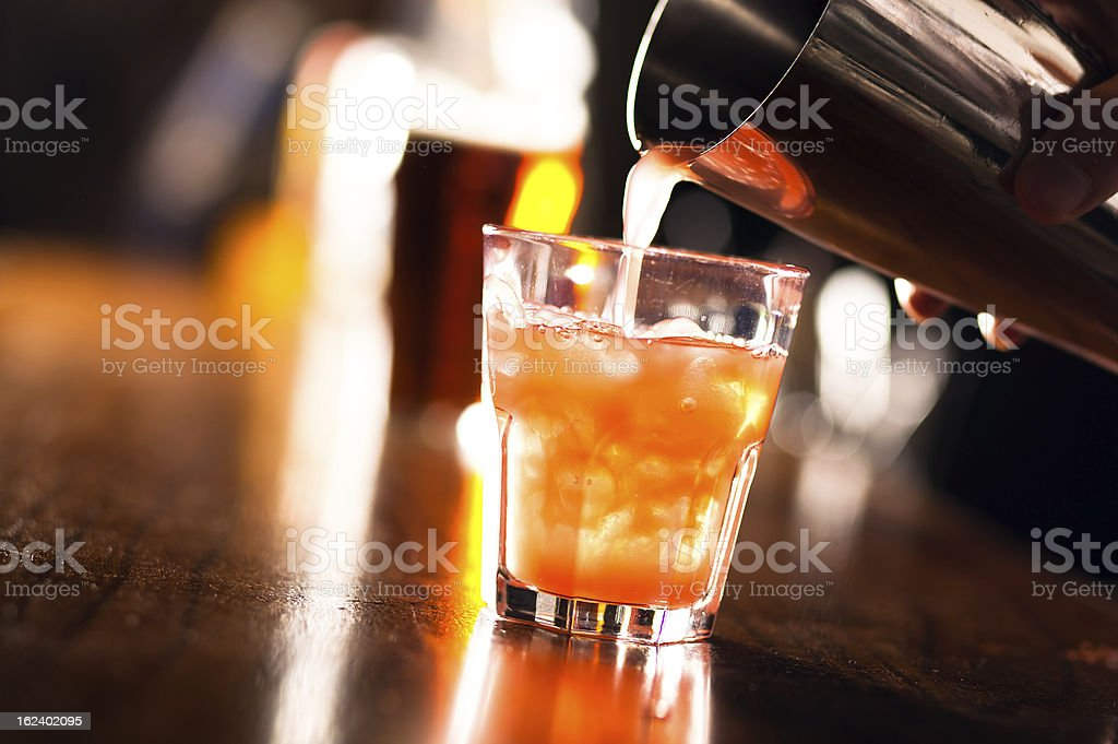 Cocktail - Royalty-free Alcohol Stock Photo