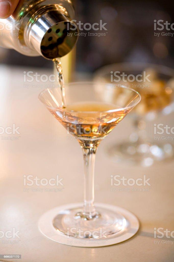 De Cocktail - foto de acervo