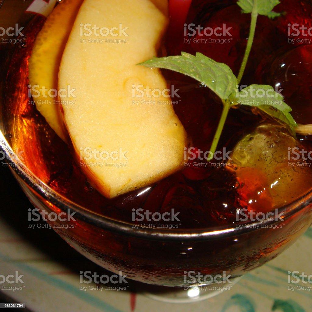 Cocktail foto de stock royalty-free