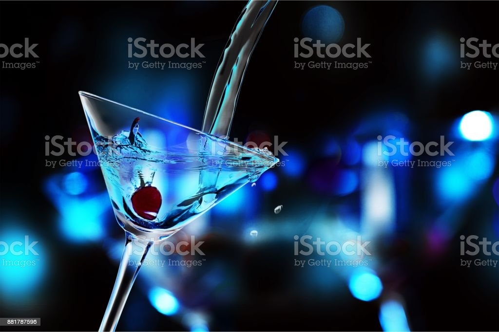 Cocktail. stock photo