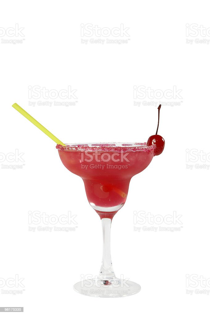 Cocktail foto stock royalty-free