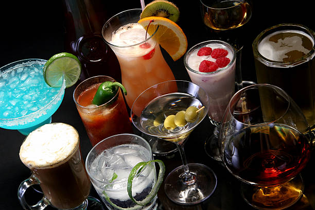Cocktail reflets 9. - Photo