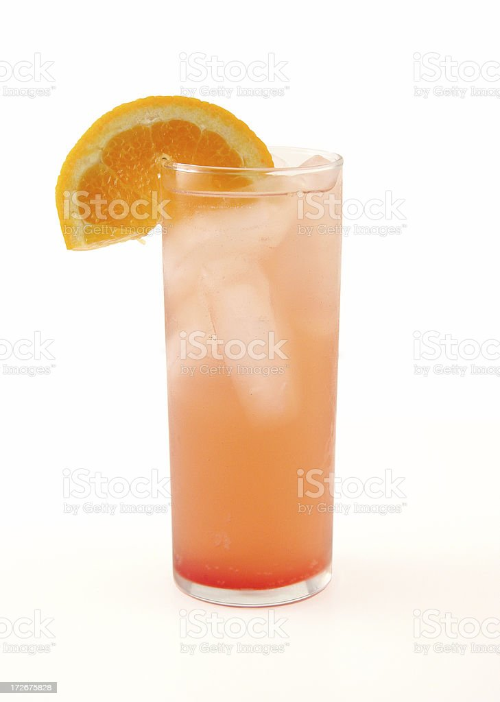 cocktail series: Pac Man. royalty-free stock photo
