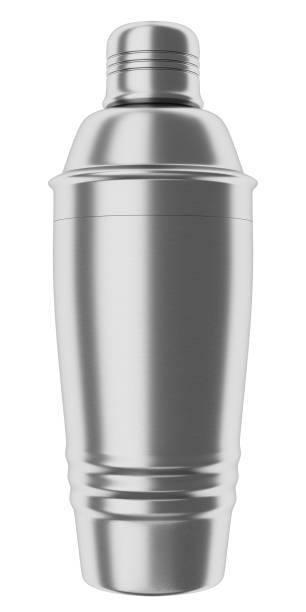 cocktail shaker isolated on white background cocktail shaker isolated on white background cocktail shaker stock pictures, royalty-free photos & images