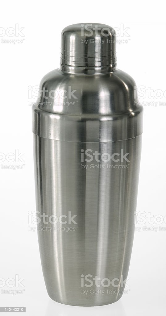 cocktail shaker royalty-free stock photo